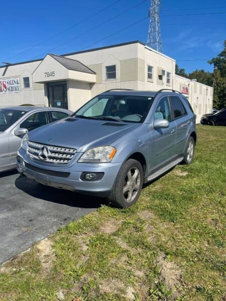 2008 Mercedes-Benz M-Class for sale at Maroun's Motors, Inc in Boardman OH