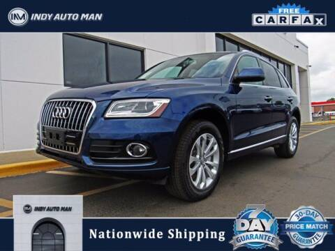 2016 Audi Q5 for sale at INDY AUTO MAN in Indianapolis IN