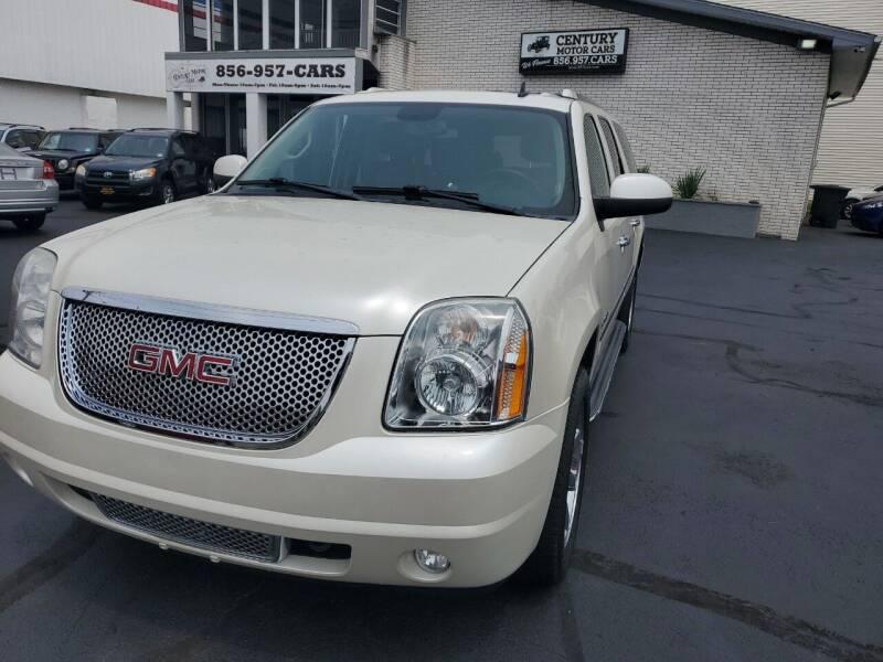 2012 GMC Yukon XL for sale in Runnemede, NJ