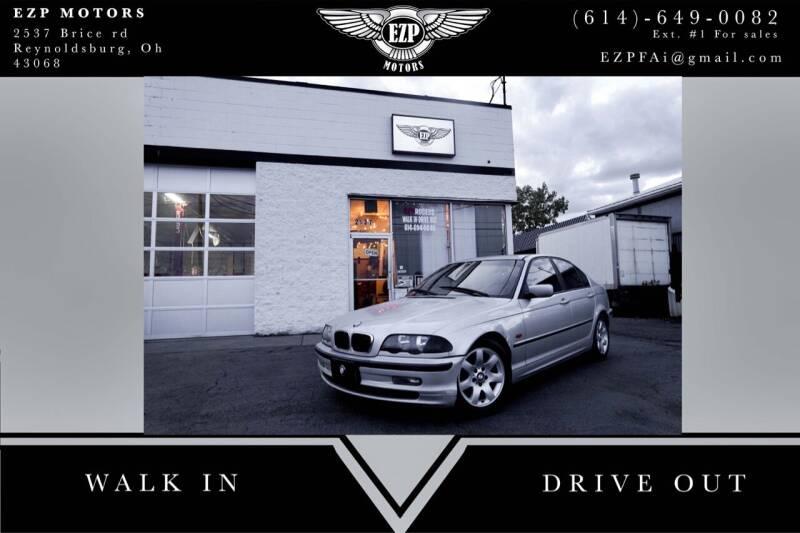 2000 BMW 3 Series for sale at EZP Motors in Reynoldsburg OH