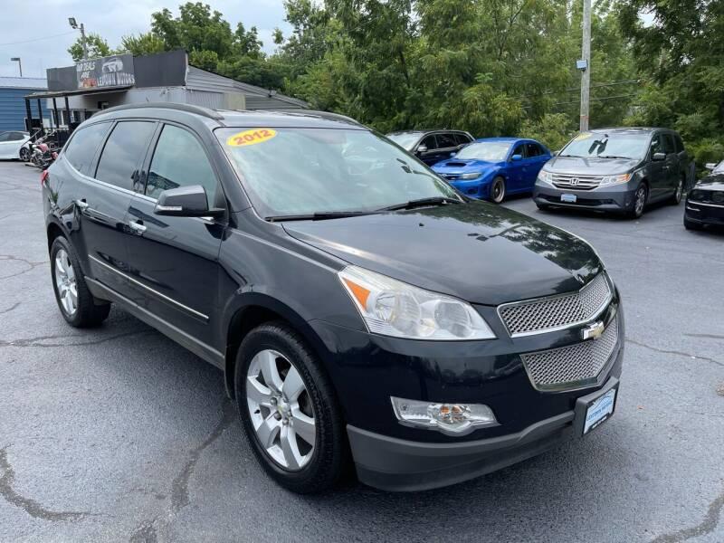 2012 Chevrolet Traverse for sale at LexTown Motors in Lexington KY