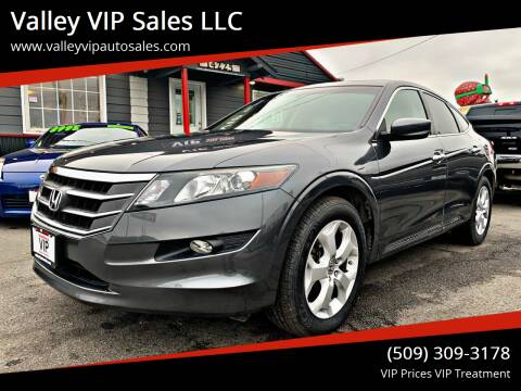 2011 Honda Accord Crosstour for sale at Valley VIP Auto Sales LLC in Spokane Valley WA
