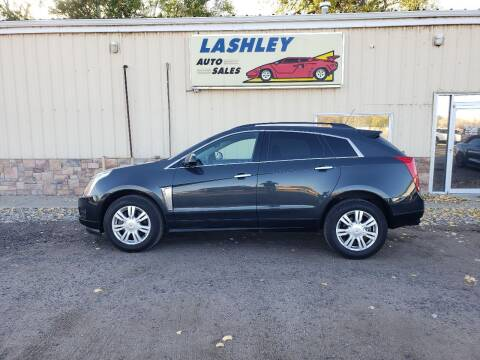 2015 Cadillac SRX for sale at Lashley Auto Sales in Mitchell NE