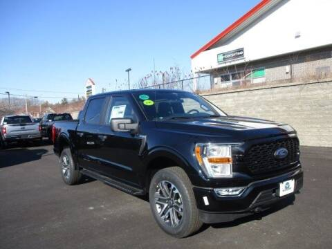 2021 Ford F-150 for sale at MC FARLAND FORD in Exeter NH