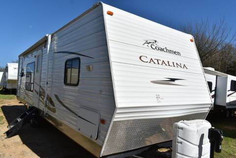 2010 Coachmen Catalina 29RKSS for sale at Buy Here Pay Here RV in Burleson TX
