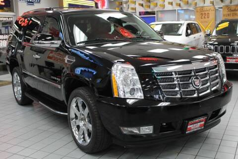 2011 Cadillac Escalade for sale at Windy City Motors in Chicago IL