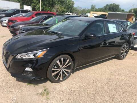 2020 Nissan Altima for sale at SUNSET CURVE AUTO PARTS INC in Weyauwega WI