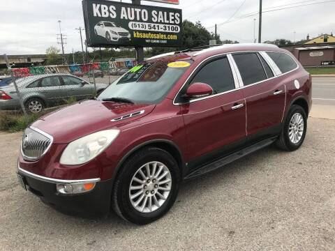 2009 Buick Enclave for sale at KBS Auto Sales in Cincinnati OH