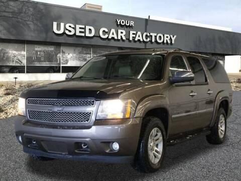 2011 Chevrolet Suburban for sale at JOELSCARZ.COM in Flushing MI