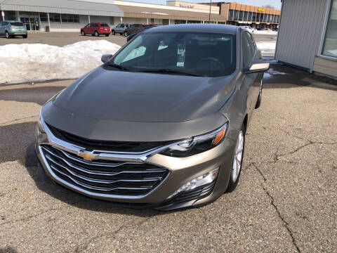 2020 Chevrolet Malibu for sale at National Auto Sales Inc. - Hazel Park Lot in Hazel Park MI