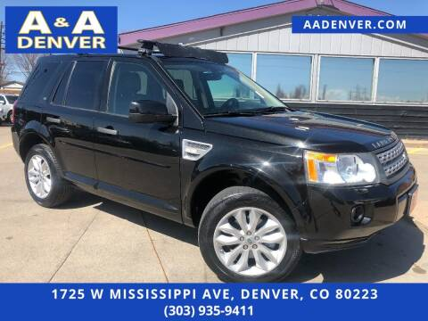 2012 Land Rover LR2 for sale at A & A AUTO LLC in Denver CO