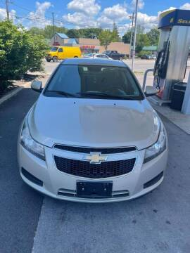 2014 Chevrolet Cruze for sale at Right Choice Automotive in Rochester NY