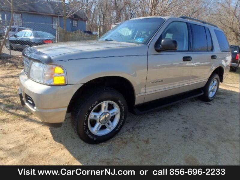 2004 Ford Explorer for sale at Car Corner INC in Vineland NJ