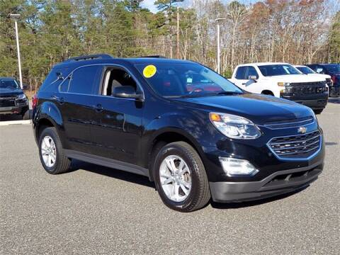 2016 Chevrolet Equinox for sale at Gentilini Motors in Woodbine NJ