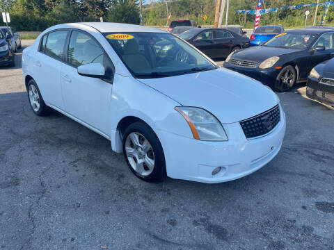 2009 Nissan Sentra for sale at I57 Group Auto Sales in Country Club Hills IL