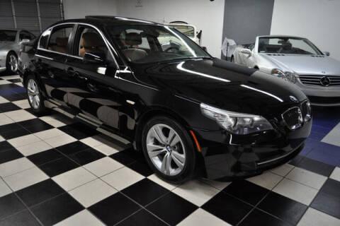 2010 BMW 5 Series for sale at Podium Auto Sales Inc in Pompano Beach FL