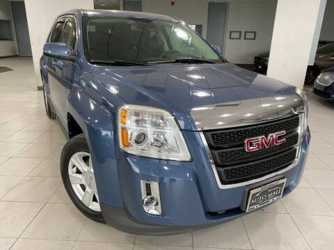 2012 GMC Terrain for sale at Auto Mall of Springfield in Springfield IL