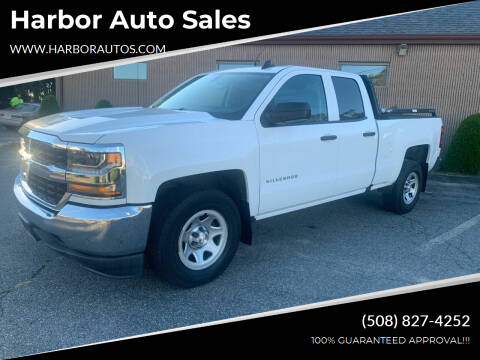 2018 Chevrolet Silverado 1500 for sale at Harbor Auto Sales in Hyannis MA