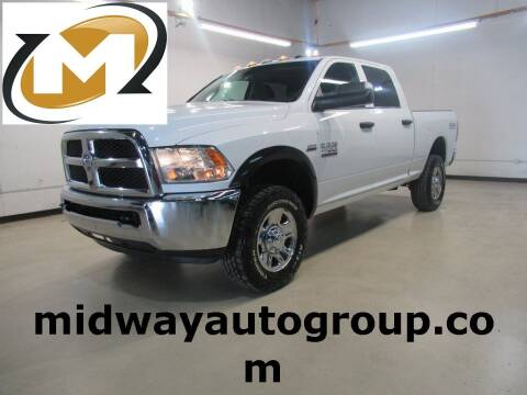 2018 RAM Ram Pickup 2500 for sale at Midway Auto Group in Addison TX