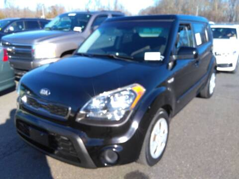 2013 Kia Soul for sale at BUY RITE AUTO MALL LLC in Garfield NJ