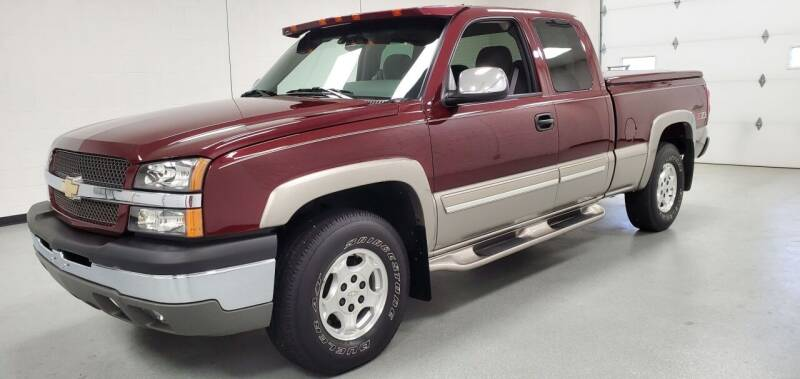 2003 Chevrolet Silverado 1500 for sale at 920 Automotive in Watertown WI