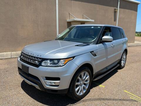2015 Land Rover Range Rover Sport for sale at The Auto Toy Store in Robinsonville MS