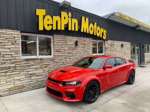 2020 Dodge Charger for sale at TenPin Motors LLC in Fort Atkinson WI