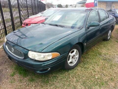 2000 Buick LeSabre for sale at Ody's Autos in Houston TX