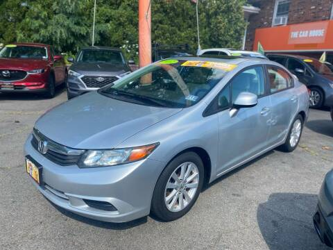 2012 Honda Civic for sale at Bloomingdale Auto Group in Bloomingdale NJ
