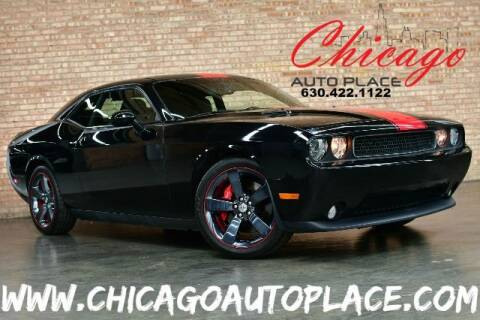 2012 Dodge Challenger for sale at Chicago Auto Place in Bensenville IL
