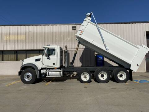 2008 Mack Granite for sale at HATCHER MOBILE SERVICES & SALES in Omaha NE