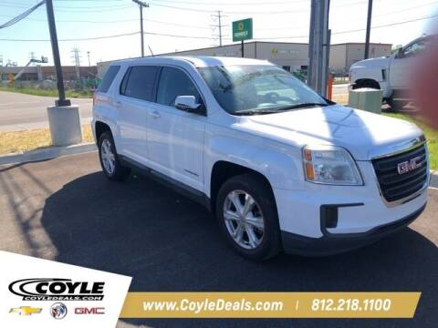 2017 GMC Terrain for sale at COYLE GM - COYLE NISSAN - New Inventory in Clarksville IN