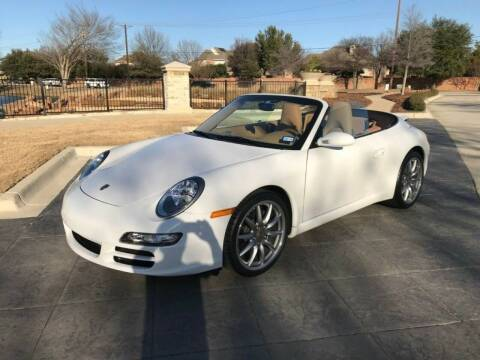 2008 Porsche 911 for sale at NJ Enterprises in Indianapolis IN
