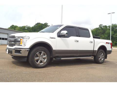 2020 Ford F-150 for sale at BLACKBURN MOTOR CO in Vicksburg MS