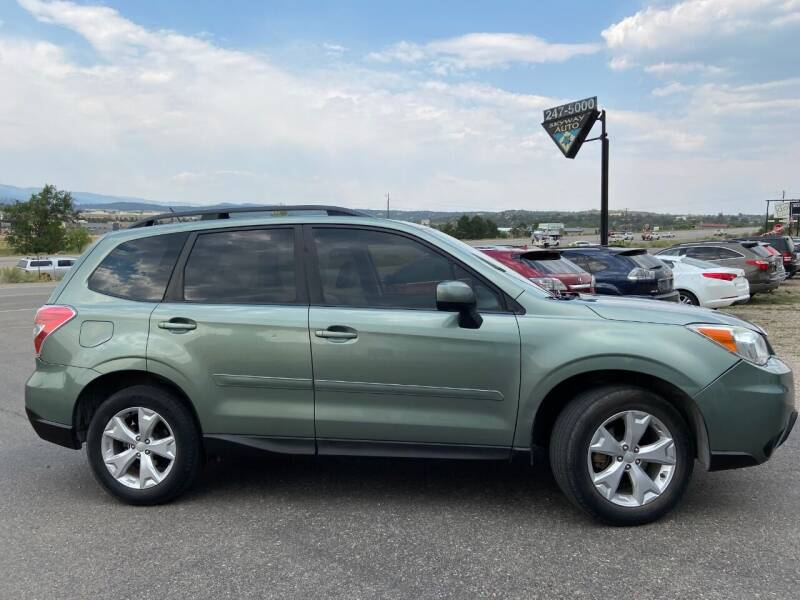 2014 Subaru Forester for sale at Skyway Auto INC in Durango CO