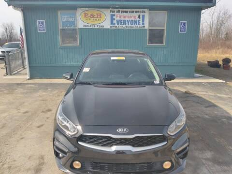 2019 Kia Forte for sale at E & H Auto Sales in South Haven MI