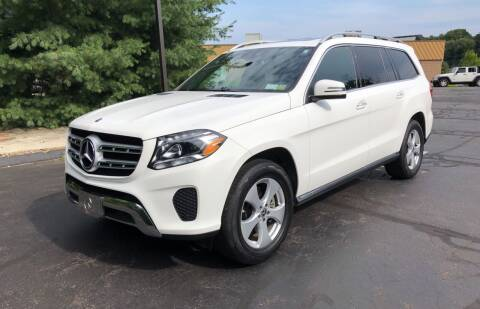 2018 Mercedes-Benz GLS for sale at Branford Auto Center in Branford CT
