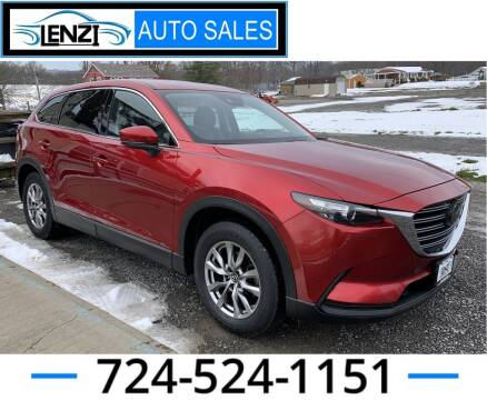 2019 Mazda CX-9 for sale at LENZI AUTO SALES in Sarver PA