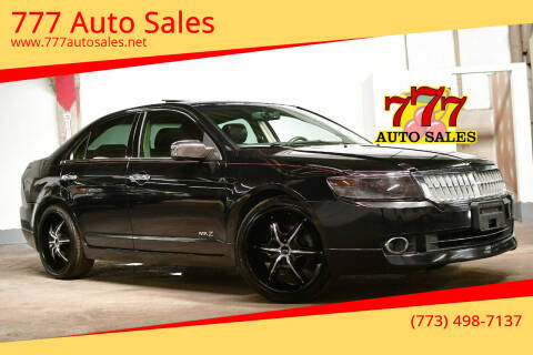 2008 Lincoln MKZ for sale at 777 Auto Sales in Bedford Park IL