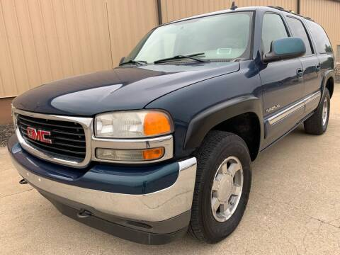 2006 GMC Yukon XL for sale at Prime Auto Sales in Uniontown OH