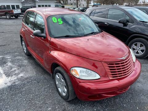 2005 Chrysler PT Cruiser for sale at walts auto in Cherryville PA