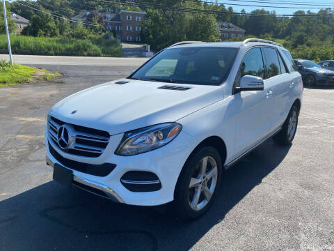 2018 Mercedes-Benz GLE for sale at Turnpike Automotive in North Andover MA