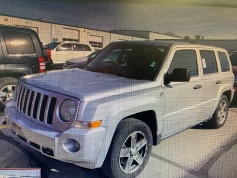 2008 Jeep Patriot for sale at ALVAREZ AUTO SALES in Des Moines IA