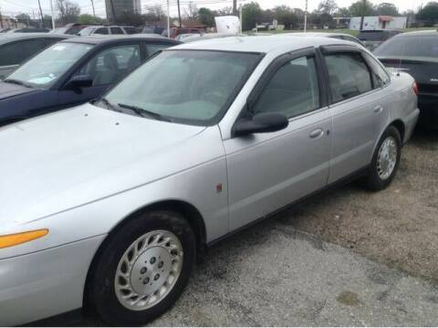 2001 Saturn L-Series for sale at Jerry Allen Motor Co in Beaumont TX