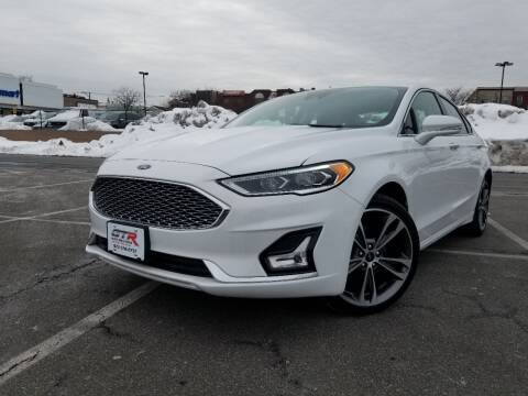 2020 Ford Fusion for sale at GTR Auto Solutions in Newark NJ