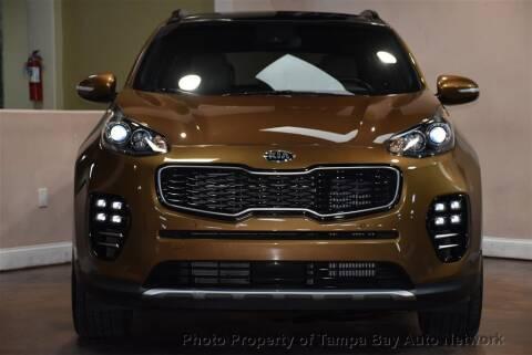 2018 Kia Sportage for sale at Tampa Bay AutoNetwork in Tampa FL