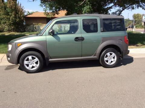 2005 Honda Element for sale at Auto Brokers in Sheridan CO