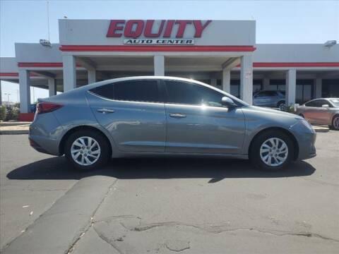2019 Hyundai Elantra for sale at EQUITY AUTO CENTER in Phoenix AZ
