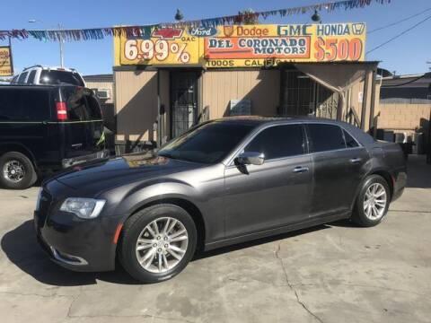 2016 Chrysler 300 for sale at DEL CORONADO MOTORS in Phoenix AZ