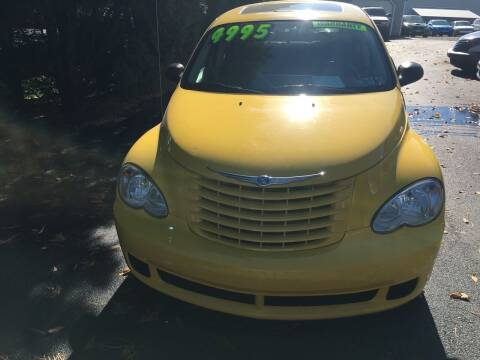 2006 Chrysler PT Cruiser for sale at BIRD'S AUTOMOTIVE & CUSTOMS in Ephrata PA